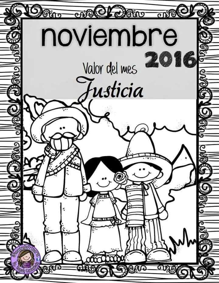 Portada Noviembre 2016 Portadas Para Libretas Libros De
