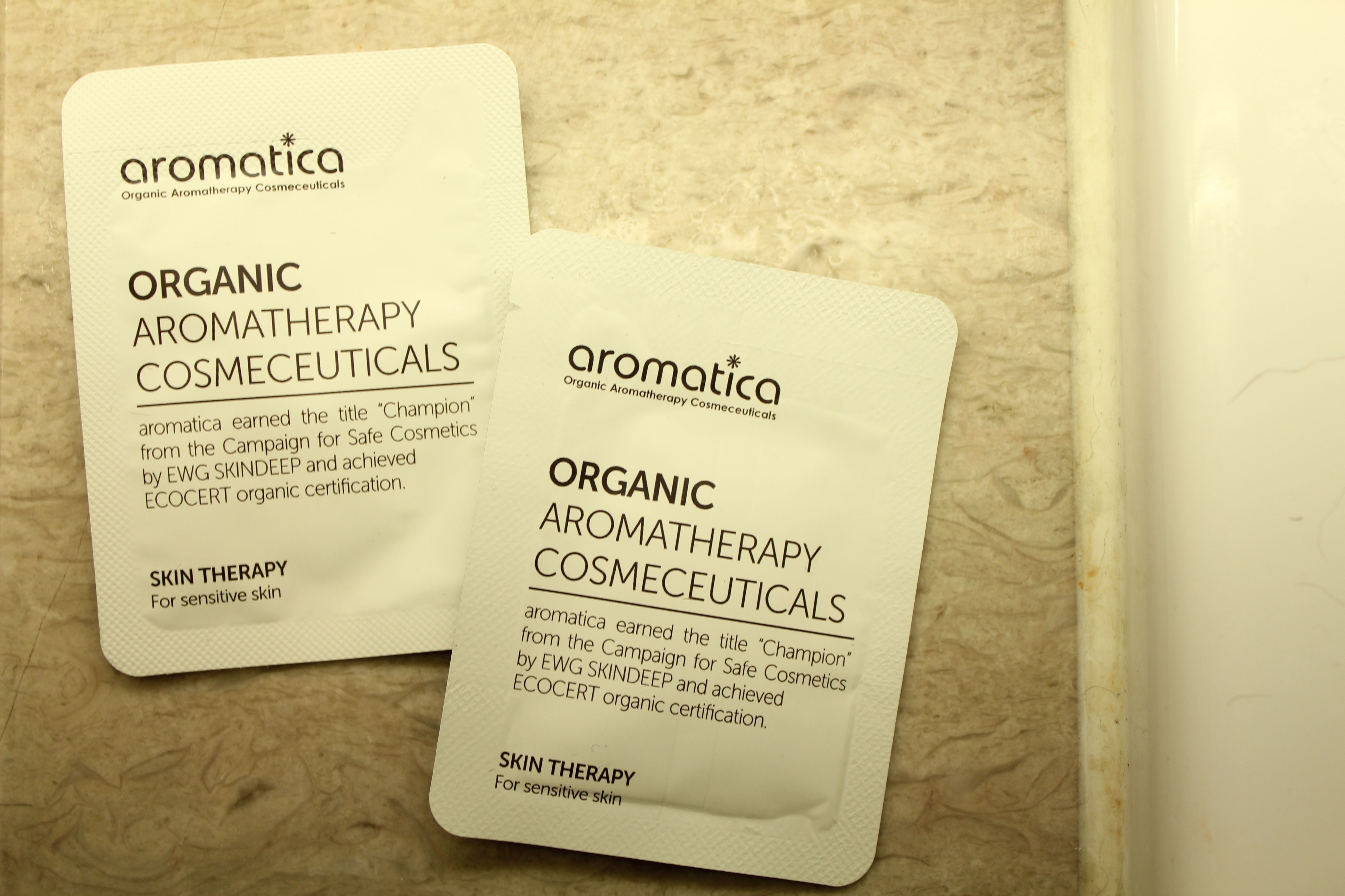 Sample Sunday: Aromatica