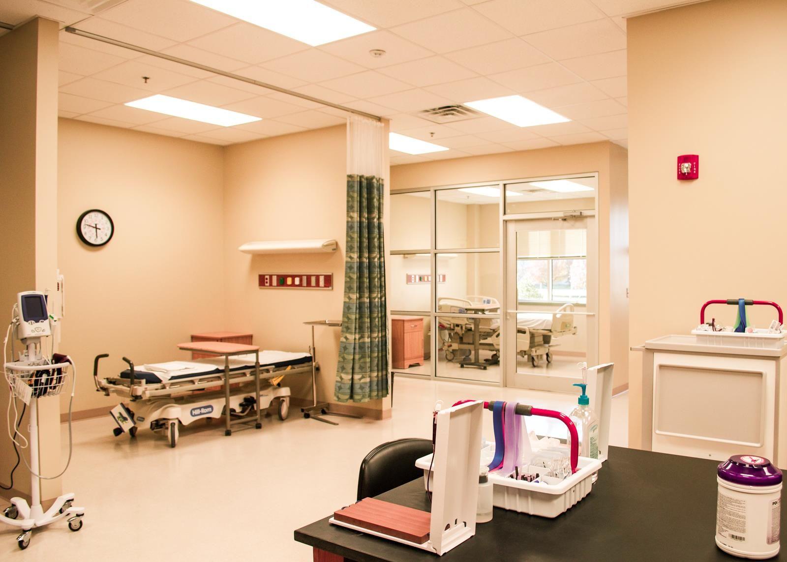 Angela wren nursing allied health center