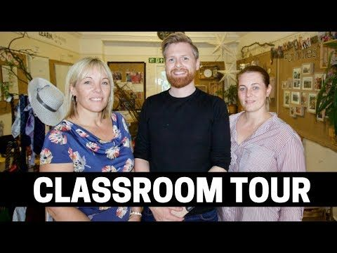 AN OUTSTANDING NURSERY TOUR | CURIOSITY APPROACH | LEARNING ENVIRONMENTS