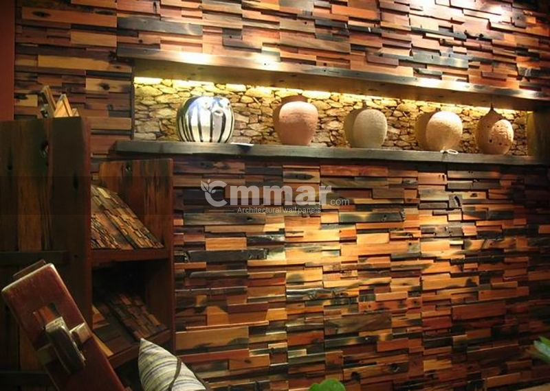 Decorative Ship Wood Panel For Sale Made Of Ancient Can Be Used In Interior Wall Design And Exterior Covering