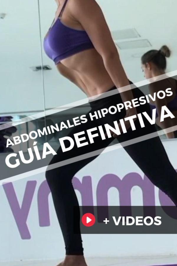 Prueba los ABDOMINALES HIPOPRESIVOS para reducir la cintura y tonificar tu abdomen!