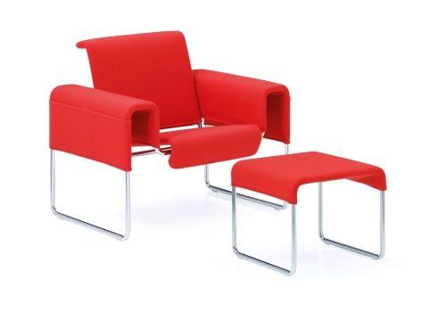 Lounge-Sessel mood - L&C stendal, Beistelltisch und ...
