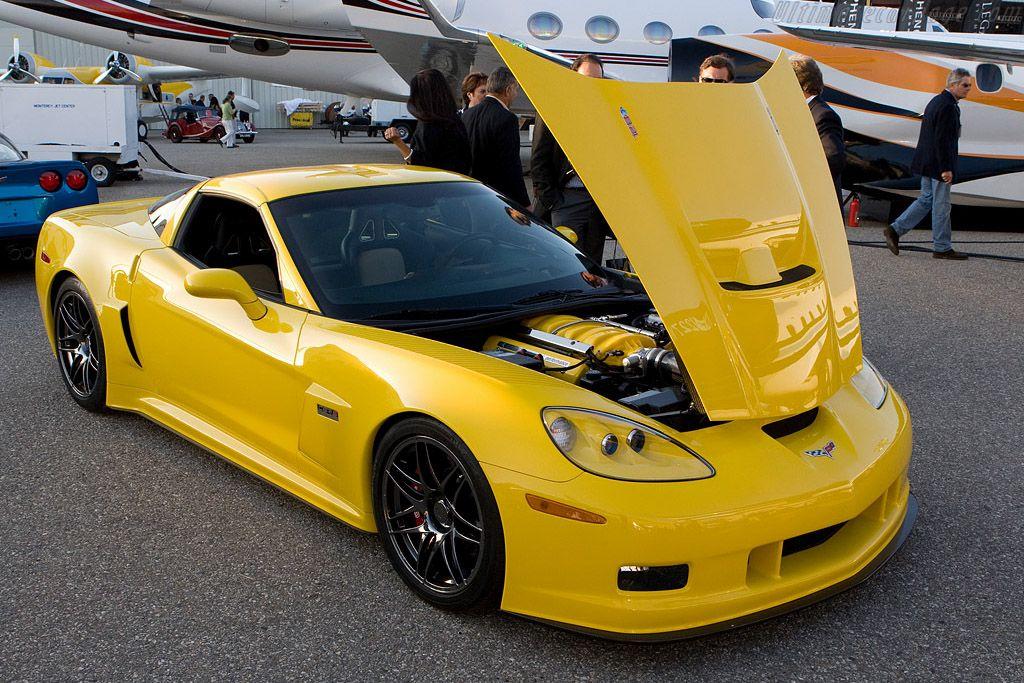 2007 Chevrolet Corvette C6 RS Chevrolet, Corvette
