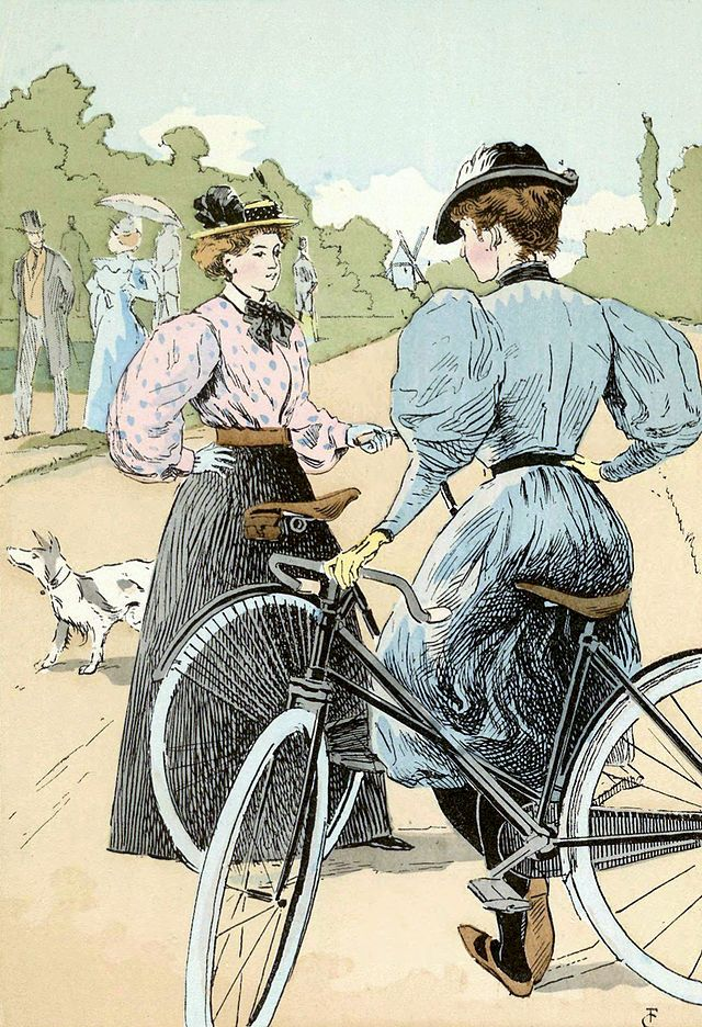Category:Bicycle dresses - Wikimedia Commons
