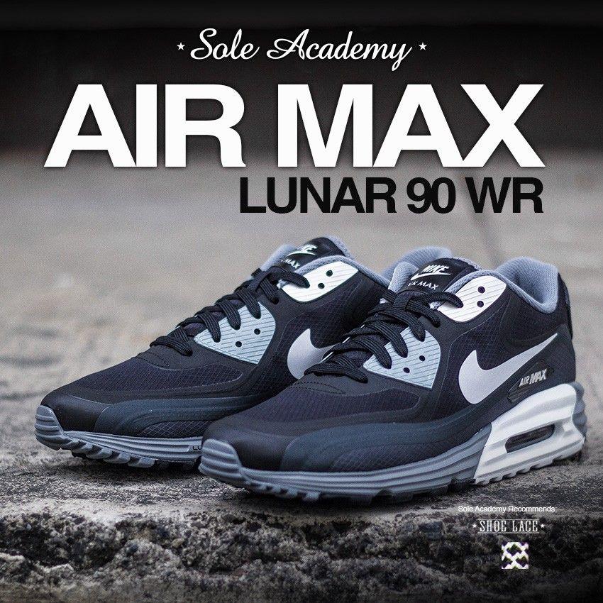 reputable site f6ff6 38c05 NIKE AIR MAX LUNAR 90 WR (BLACK NTRL GREY)