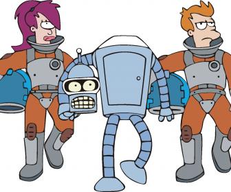 Bender - Futurama - 1999
