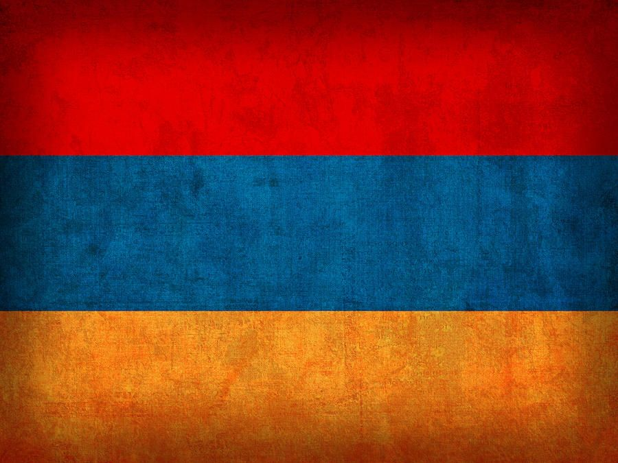 Armenia Flag Vintage Distressed Finish By Design Turnpike Armenia Flag Flags Of The World Armenia