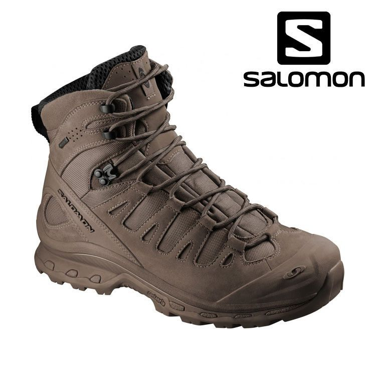 buy online f428a d452c Salomon L38159600 Quest 4D GTX Forces Tactical Boot Love Salomon boots!  Comfortable, light and made to last!