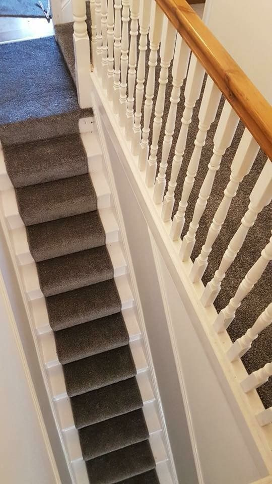 Pin by Carpets Athome on Stairs carpet (With images ...