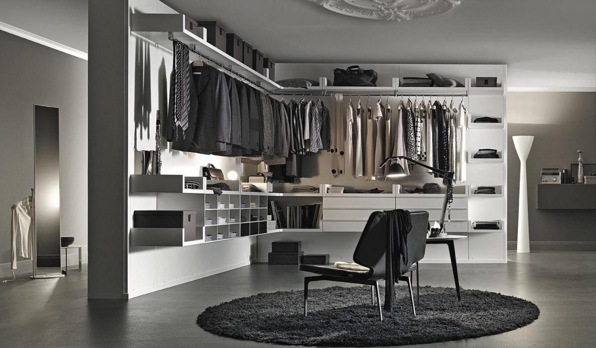30 Modern Walk In Wardrobe Design for Fashionable Style  Walk in