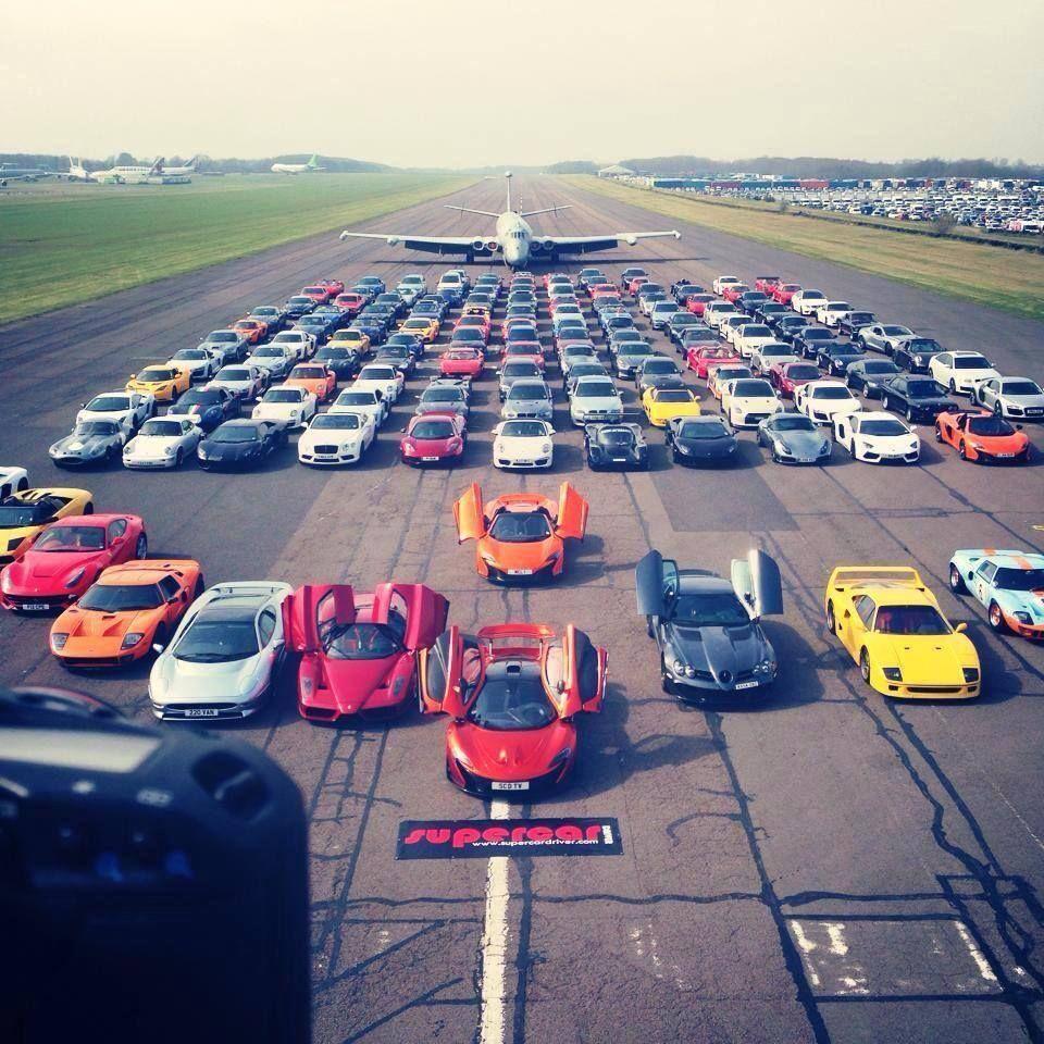 Car Meet Fast Cars Dream Cars Super Cars