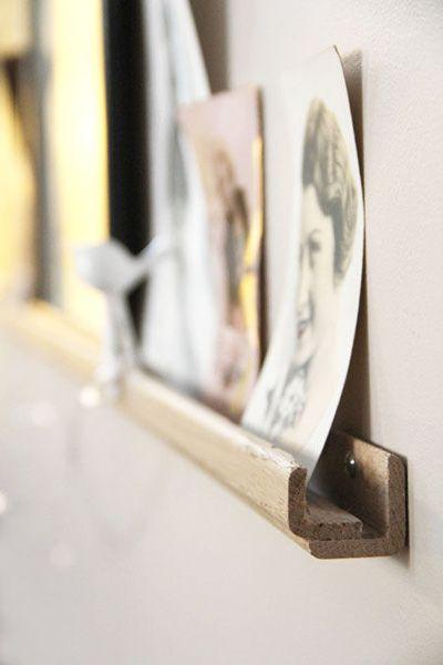 Big White 6 pcs petits enfants Cadre photo Set Home Wall Display Decor New