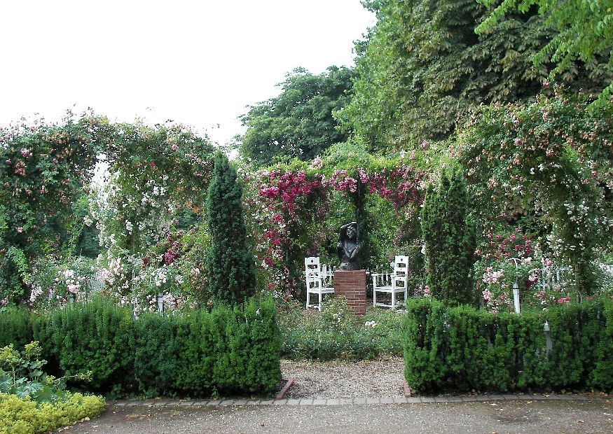 Garten Jugendstil garten im jugendstil haus garten jugendstil
