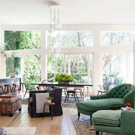 Patrick Dempseys Malibu House Designed By Frank Gehry Wooden