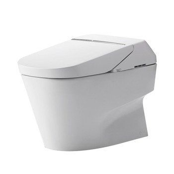 Toto Ms992cumfg 01 Neorest 1 0 Gpf And 0 8 Gpf 700h Dual Double Cyclone Flushing System Decorative One Piece With Dual Flush Toilet Smart Toilet Toto Toilet