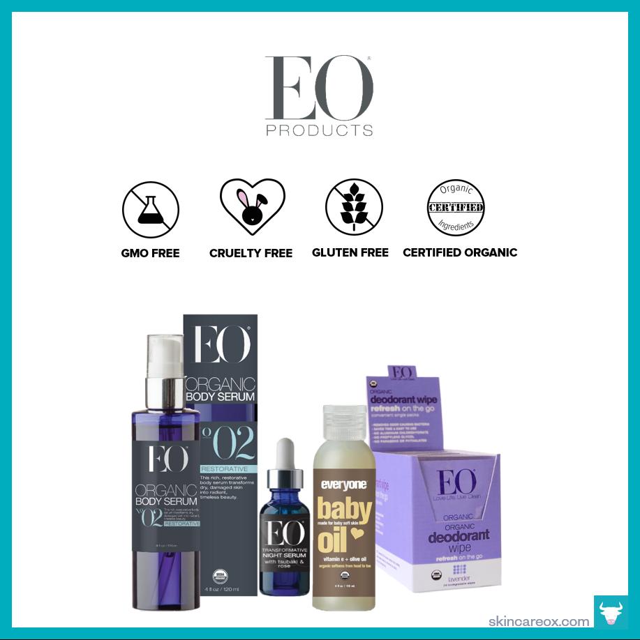 natural skin care brands list