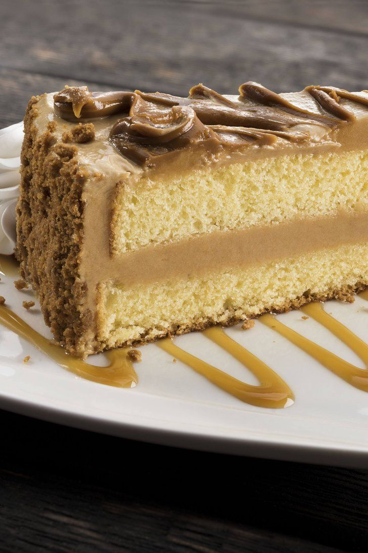 Olive Garden's New Cake Takes Your Love of Cookie Butter