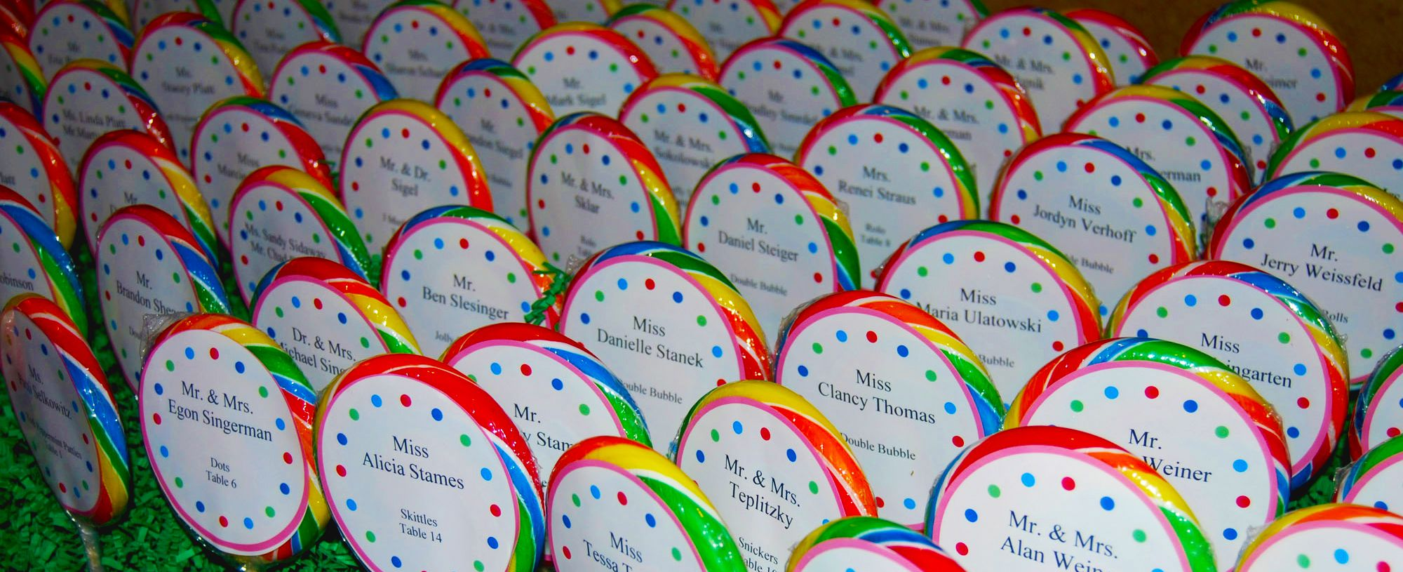 Candyland theme. These would be good for favors or invitation for ...