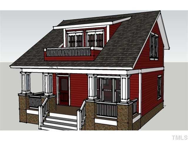 Dormer Loft Cottage By Molecule Tiny Homes: Maybe A Dormer And Balcony In The Front Would Be Nice Too