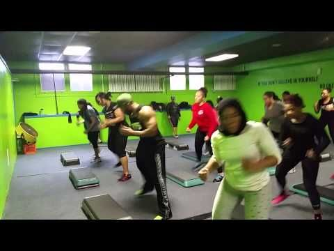 Xtreme Hip Hop With Phil Don T Stop Pop That Step Workout