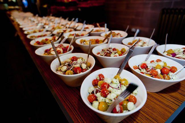 Library Wedding Foods Alternative Food Ideas Planning Network Trisha Plates