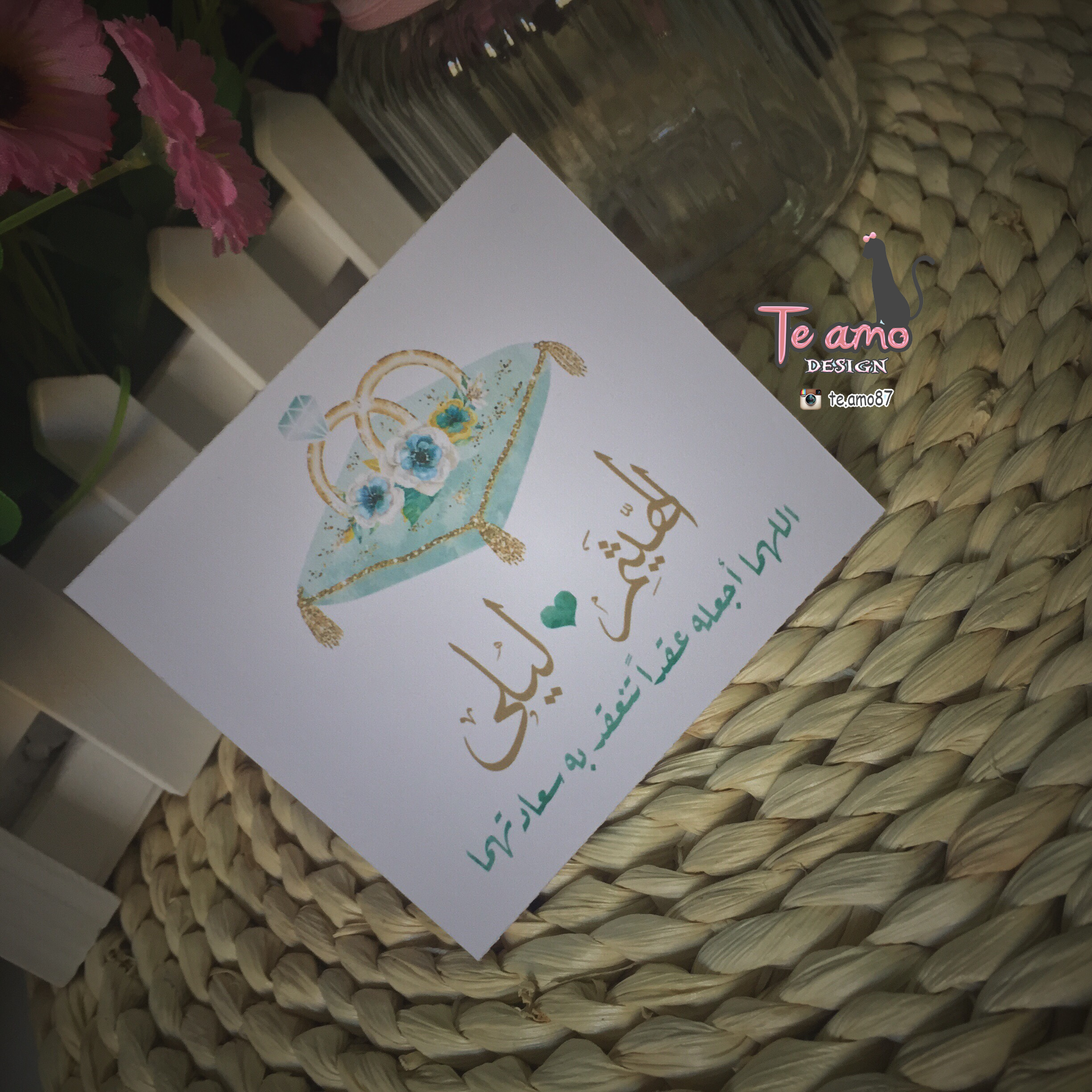كرت طاوله Wedding Cards Place Card Holders Instagram