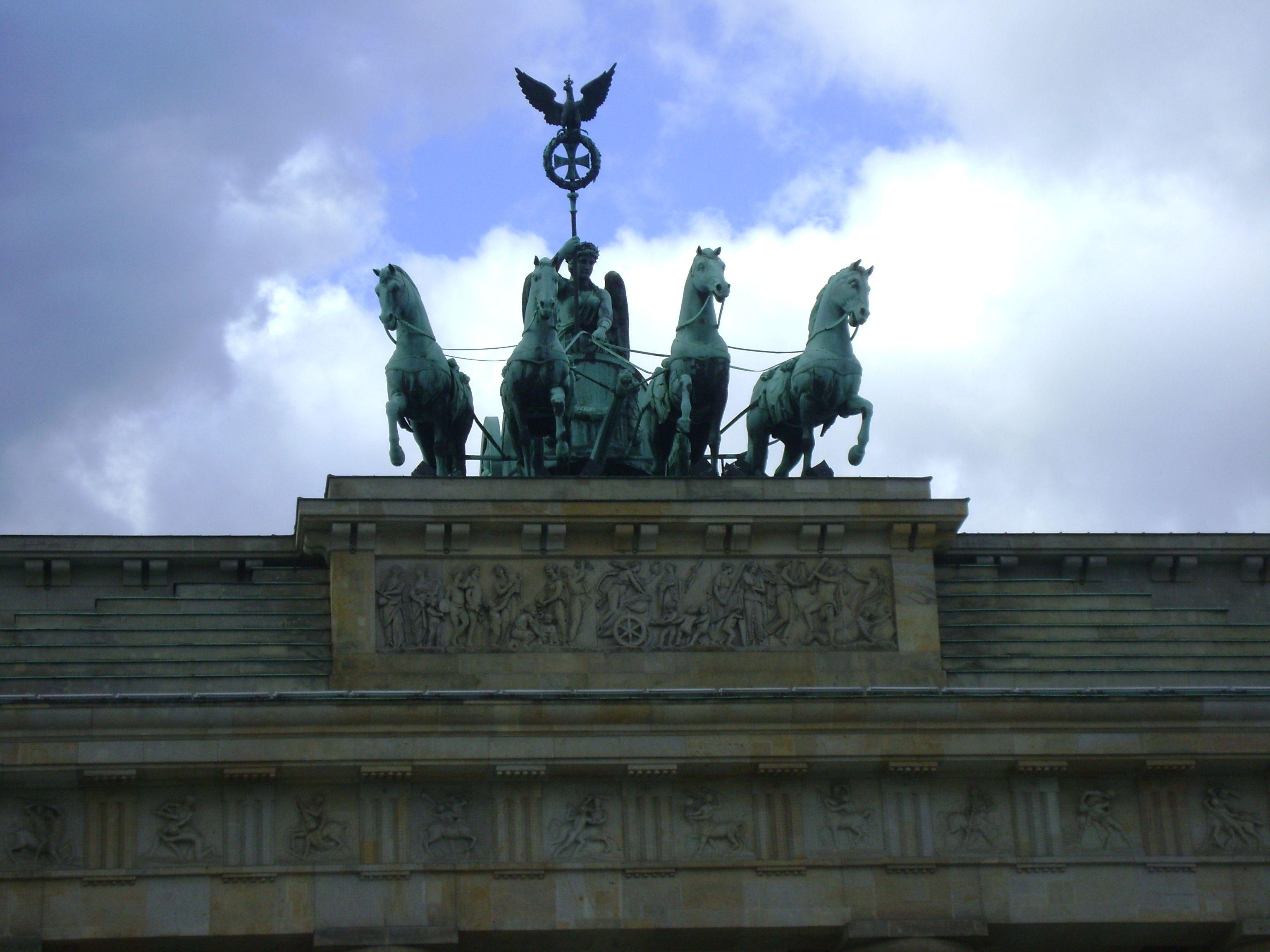 Brandenburger Tor Ojos