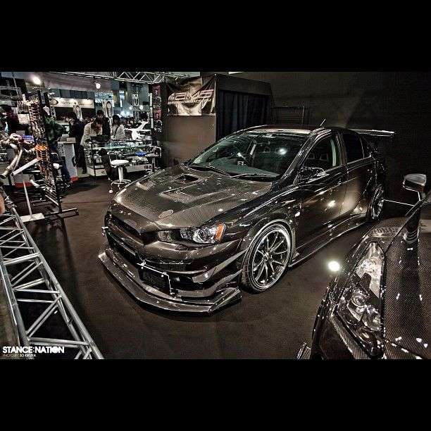 "@stancenation's photo: ""Well done. #mitsubishi #evo #stancenation"""