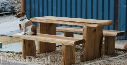 Wooden Garden Furnitures For Sale In Westmeath 199 Donedeal