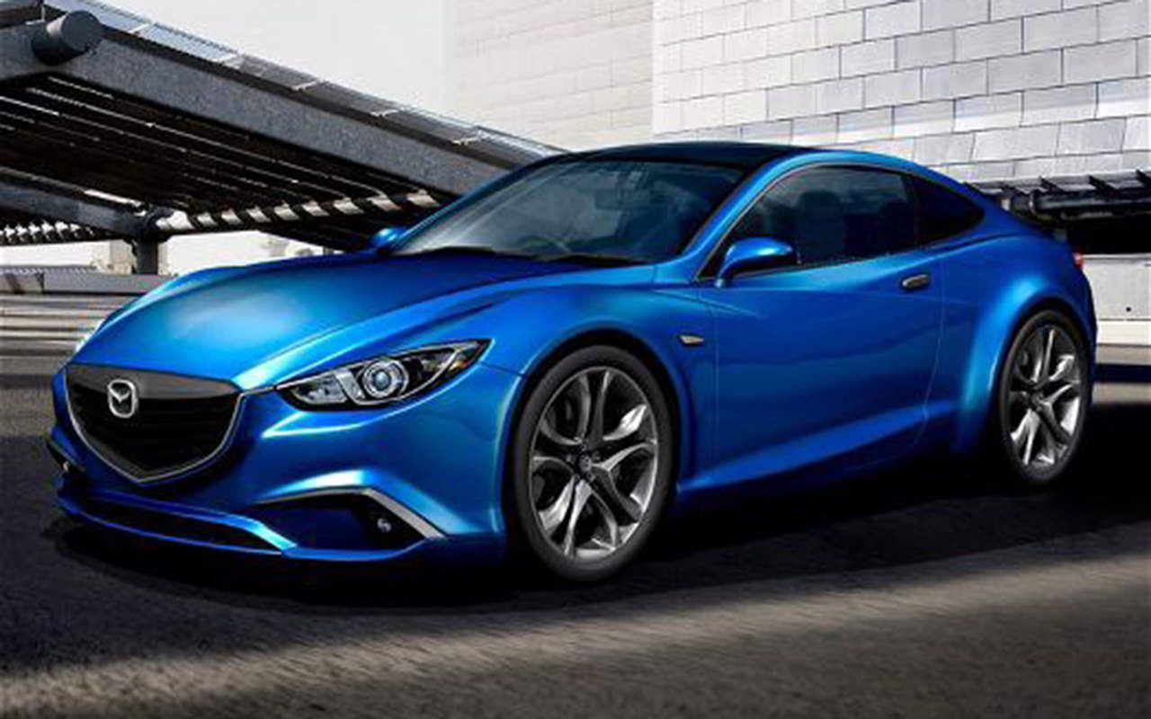 mazda new car releaseNew Model 2018 Mazda 6 Coupe Changes and Release Date  All