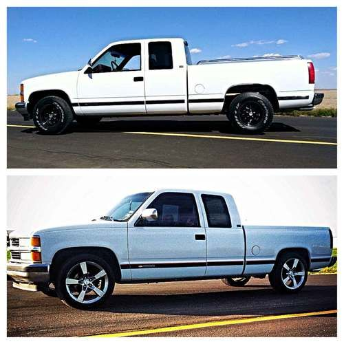 Isaias Lopez & His '94 Chevy