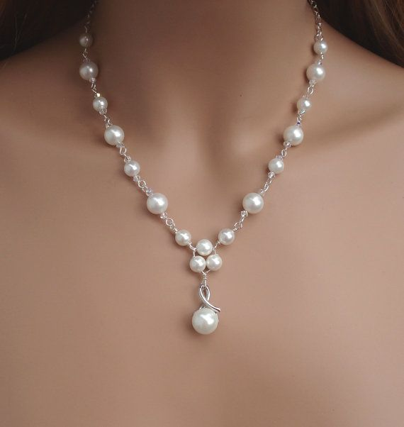 Romantic Beautiful Bridal Jewelry set for your special day We