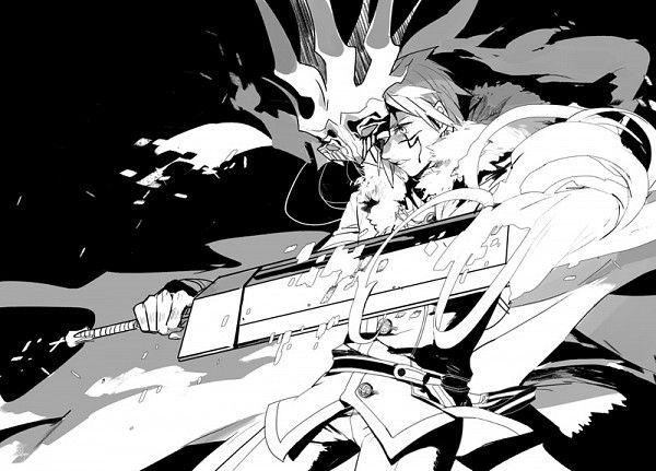 Tags: Anime, Fanart, D.Gray-man, Allen Walker, Pixiv