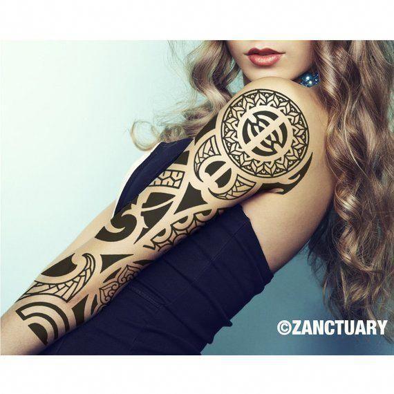 Polynesian Tattoos Uk Polynesiantattoos Polynesian Tattoos Fake
