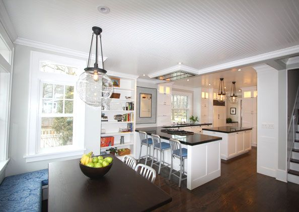Open Concept Kitchen : Remodel for 1920\'s Chicago Home | Chicago ...