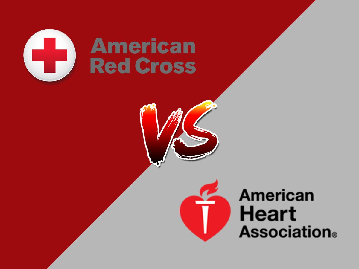 bls cross cpr heart association provider training certificate aha safety