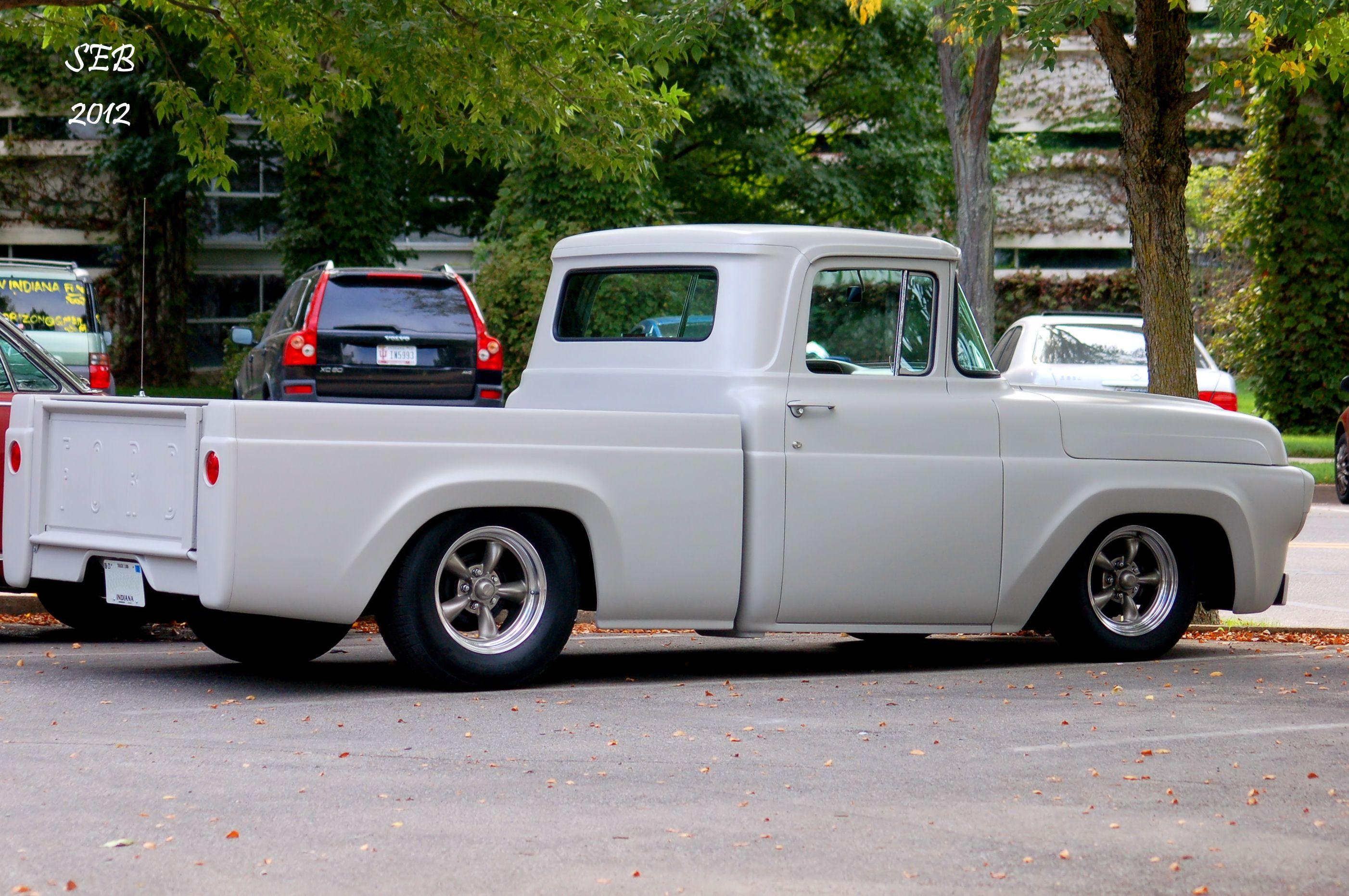 1957 Ford F100 Maintenance/restoration of old/vintage vehicles: the ...