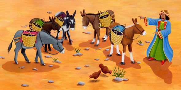 How many Donkeys
