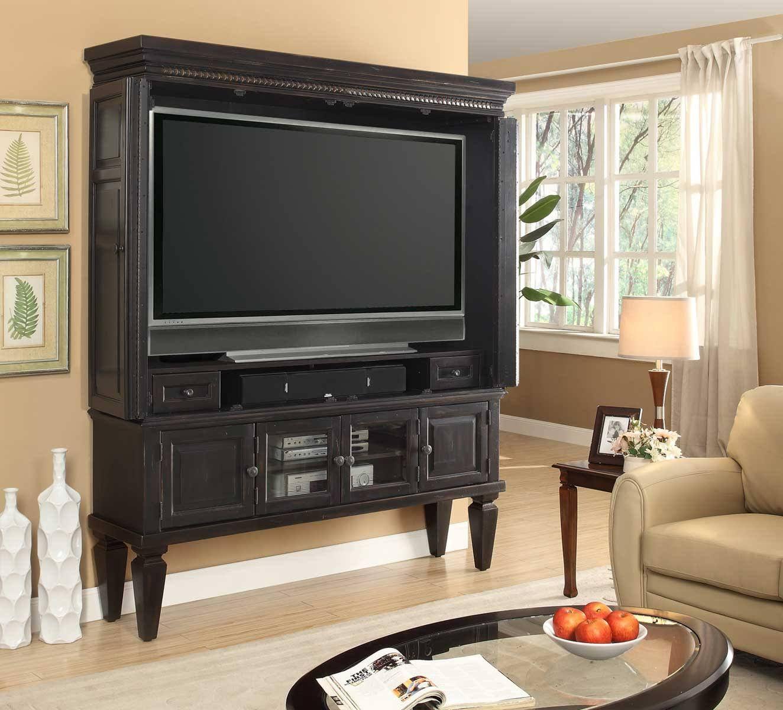 Parker House Furniture Venezia 60in Entertainment Armoire VEN 6160 2