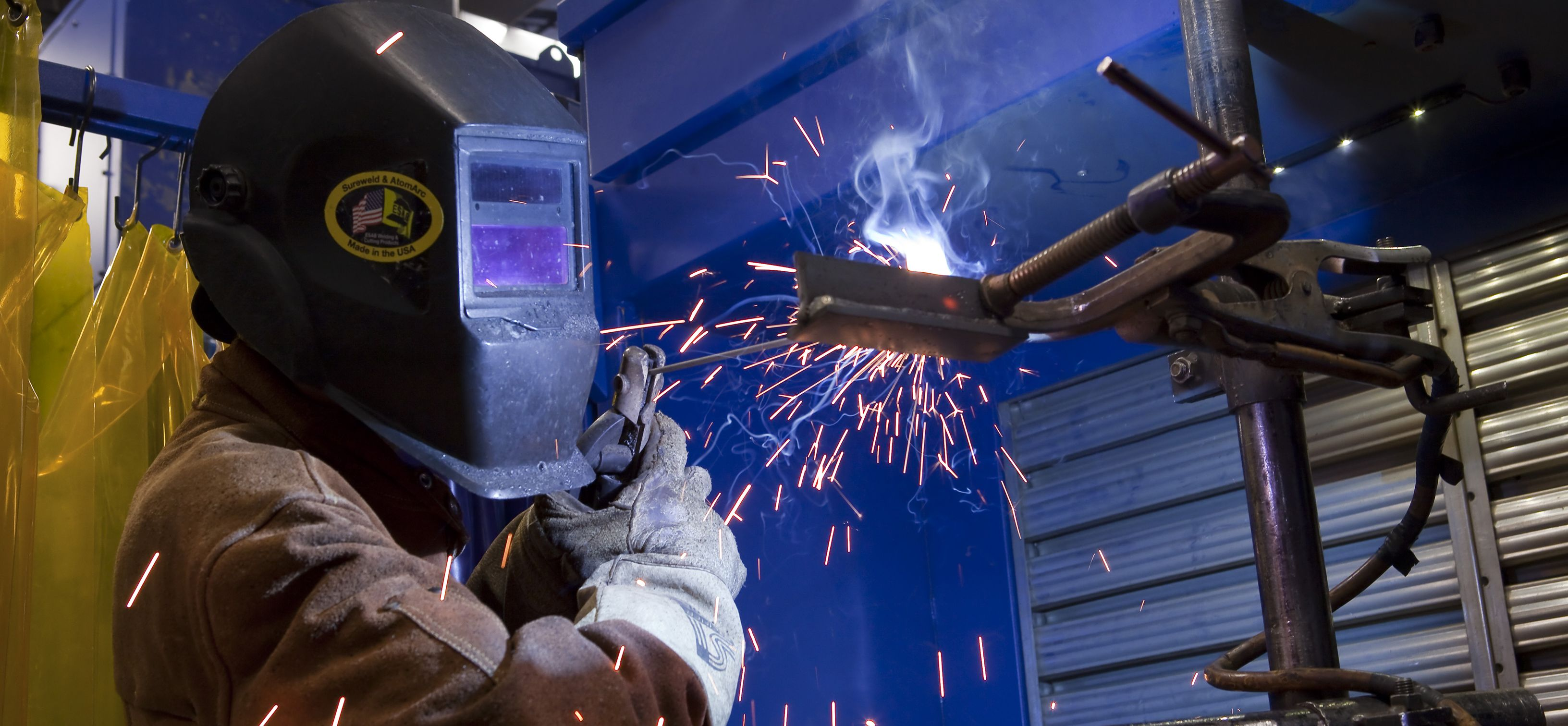 If you really have found a passion for welding and want to