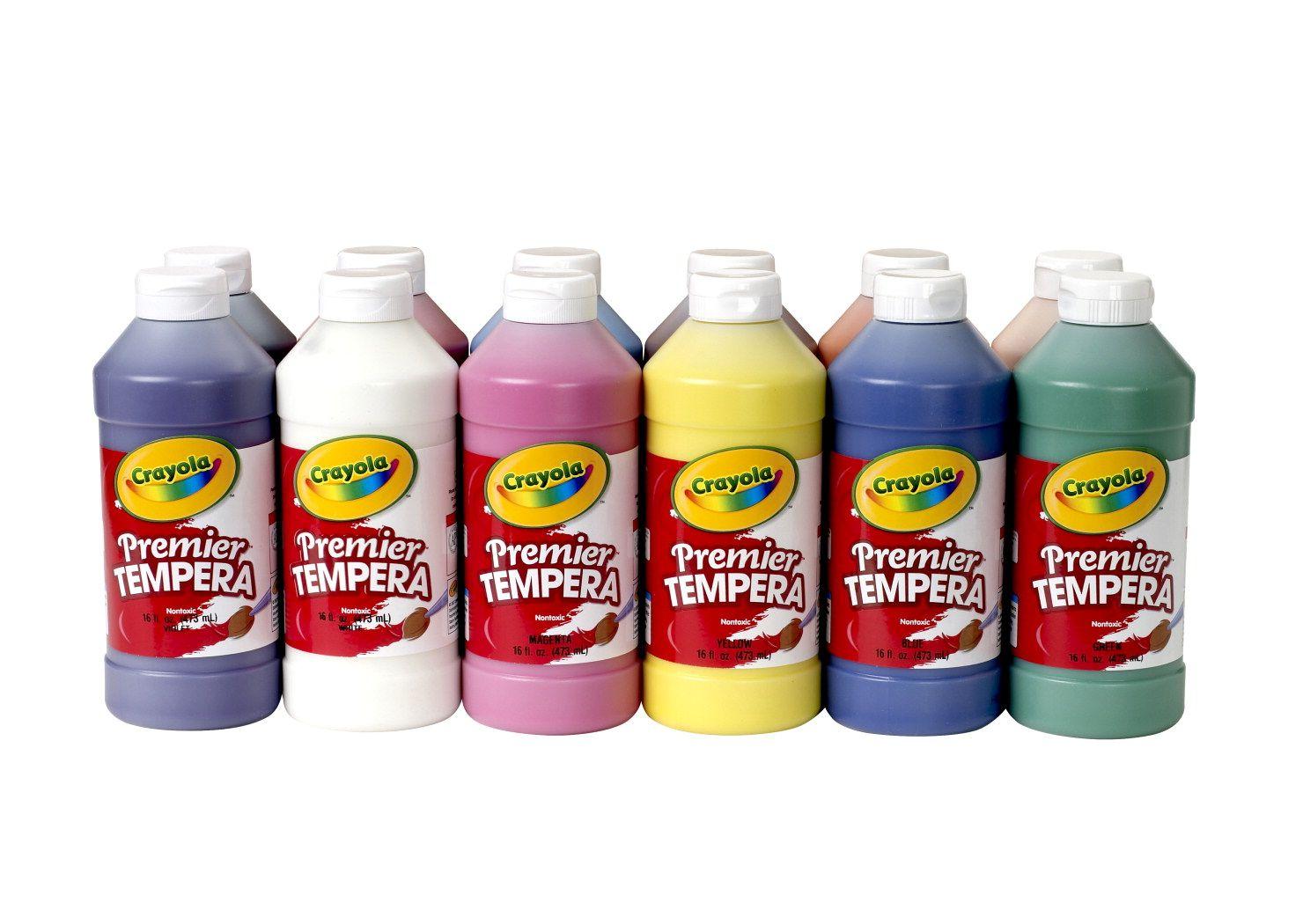 Tempera Paint Set Classroom Direct Tempera Paint Set Tempera Paint