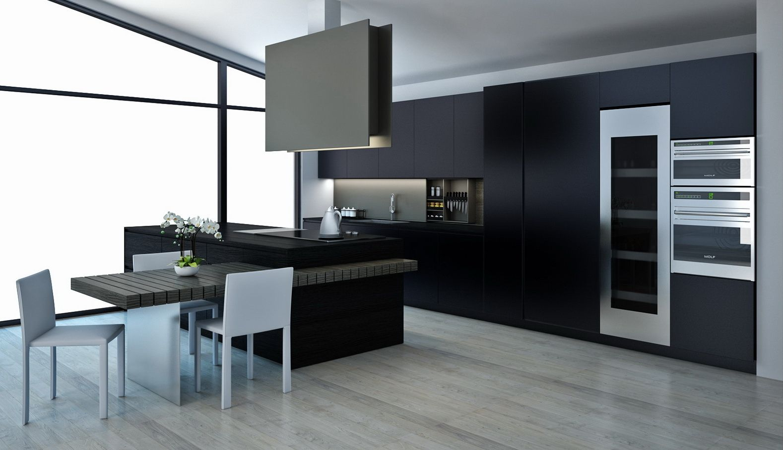 kitchen modulnova blade / kerlite | L2G Shop | Luxury Design