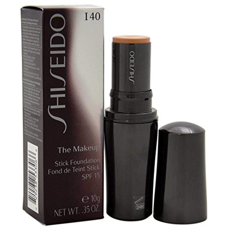 Shiseido The Makeup Stick SPF 15 Makeup No foundation