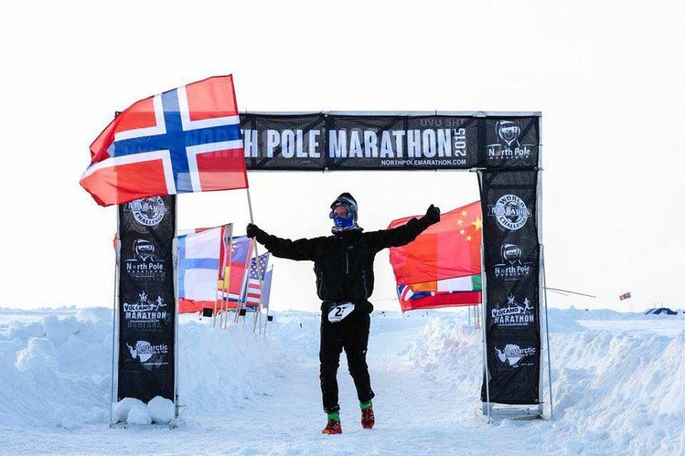 #MølsæterMartin#northpolemarathon.