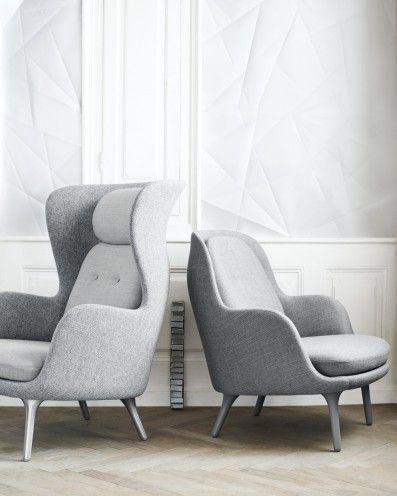 Fri - JH4, Designer Selections - Fritz Hansen Furniture Design - butacas modernas