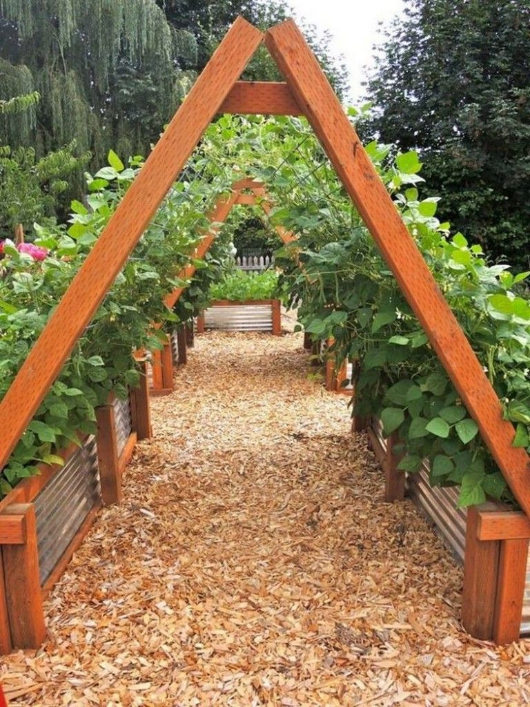 33 Sweet Simple School Garden Design Ideas Backyard