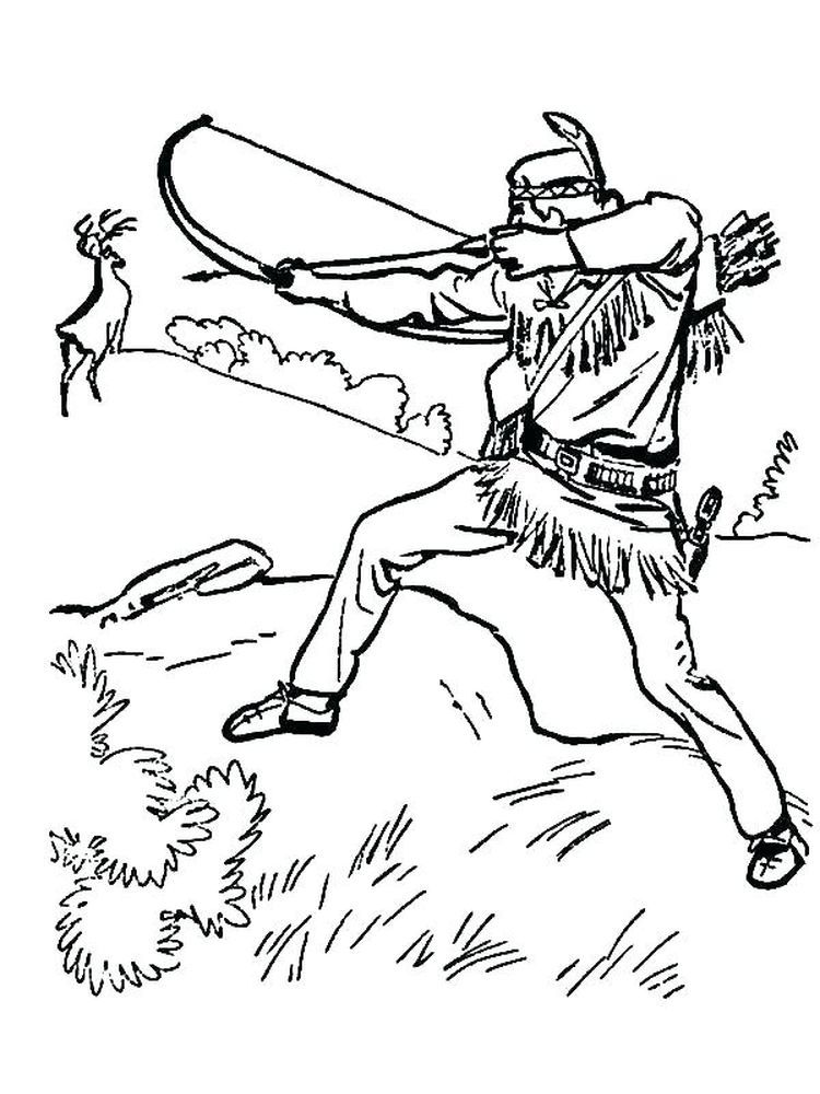 Hunting Coloring Pages Pdf Below Is A Collection Of Hunting Coloring Page Which You Can Download For Free Have Fun With Your Child Coloring Coloringpage