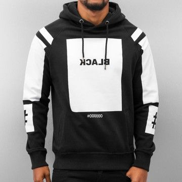 76df479563a9f #noir #blanc #hoodie #sweat #capuche #swag #outfit #homme #tenue #street  #sport #black #bangastic #defshop #france