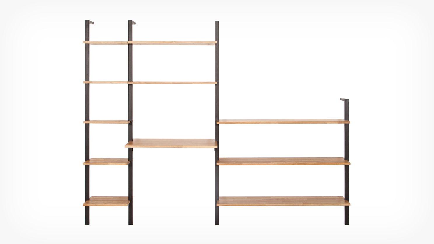 Eq climb shelving unit studio solutions in pinterest